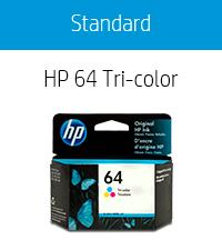 HP 64 Tri-color