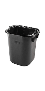 pail, caddy, organizer, carrier, cleaning cart