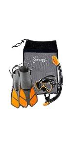 Seavenger Snorkeling Set