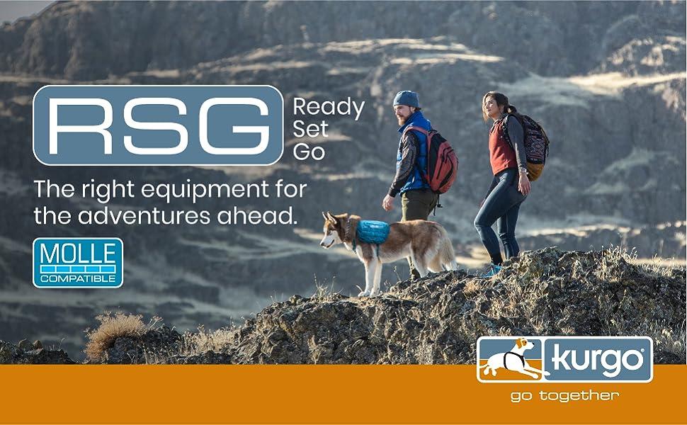 RSG adventure dog molle