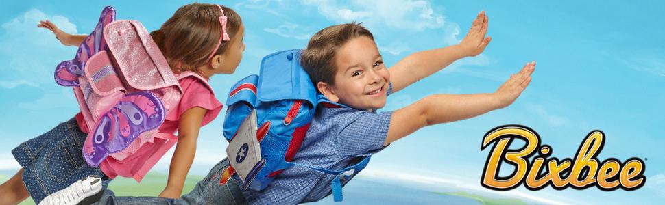 Bixbee Sparkalicious Sparkly Backpacks