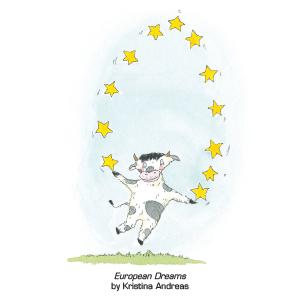 Drawing Europe Together Illustration Axel Scheffler Europe EU European Union Riddell Judith Kerr