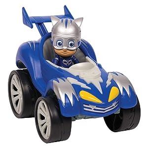 PJ Masks - Vehículo turbo Buhíta Power Racers (Bandai 95387)