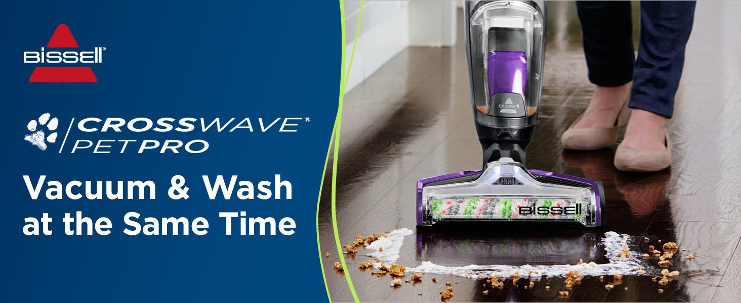 Crosswave, mop, mop and bucket, hardwood, wood floor, cleaner, floor cleaner, wet vacuum, 2306
