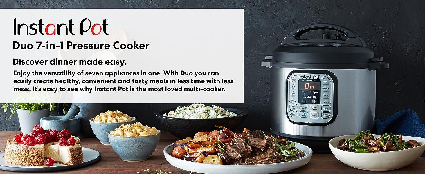 Instant Pot, Instapot, Insta Pot, pressure cooker, slow cooker, rice cooker, multicooker