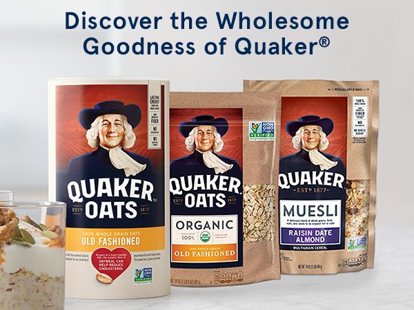 goodness of quaker