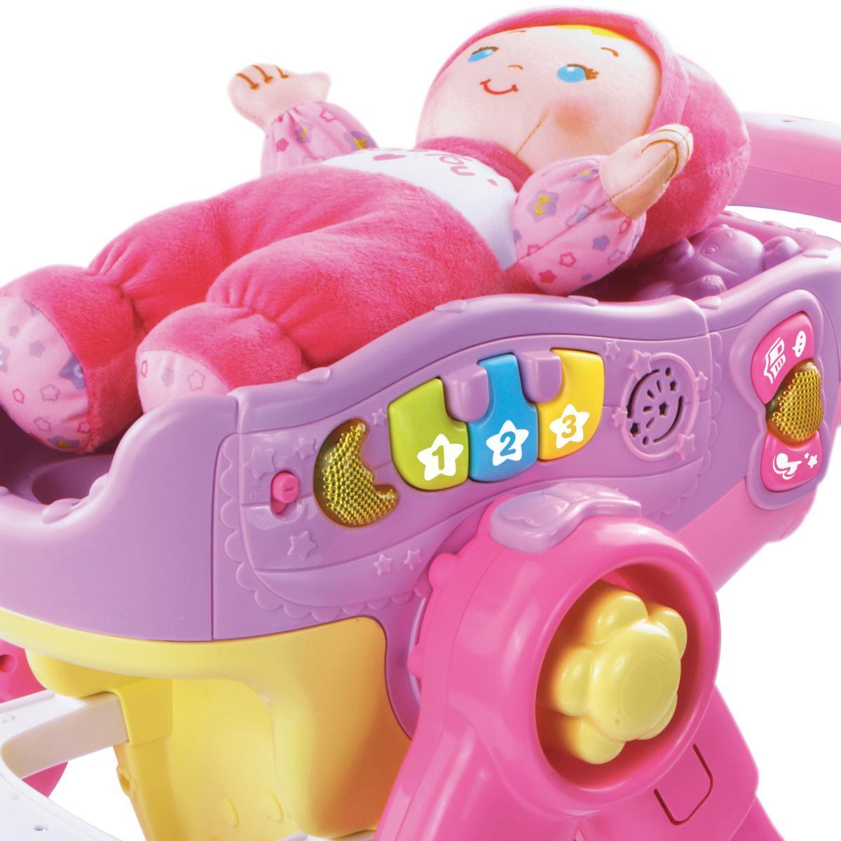 VTech Expands Innovative Baby Amaze Doll Line