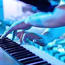 Amazon.com: MODELO DE Sintetizador BEHRINGER: Musical ...