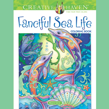 Adult Coloring, Sea Life, Fish, Animals
