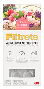 Whole House Air Freshener, Home Fragrance, Floral Bouquet