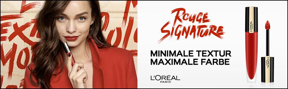Rouge Signature Header