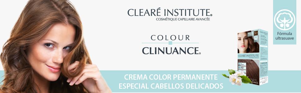 coloracion cabelos delicados clinuance