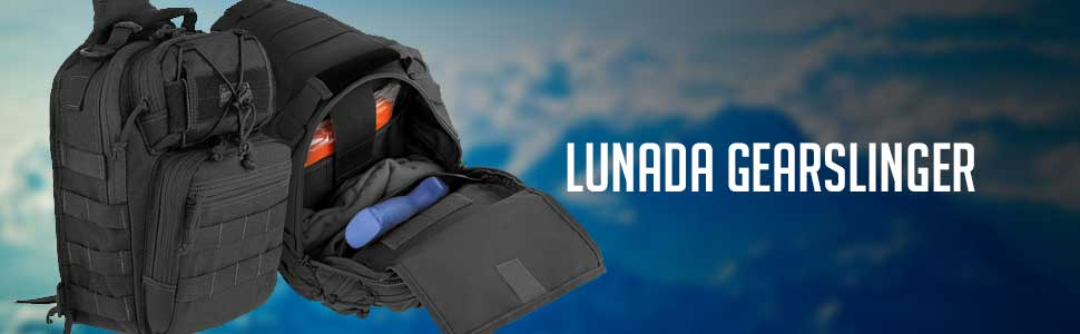 Amazon.com: Maxpedition Lunada Mochila bandolera para ...