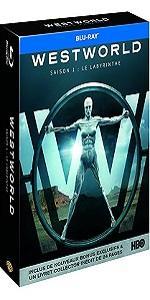 Westworld;robots;sci-fi;HBO;Blu-ray;bonus;exclusif;robots;attaque;conscience;parc;attraction;western