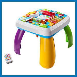 mattel fisher price drh31 lernspa spieltisch spielzeug. Black Bedroom Furniture Sets. Home Design Ideas