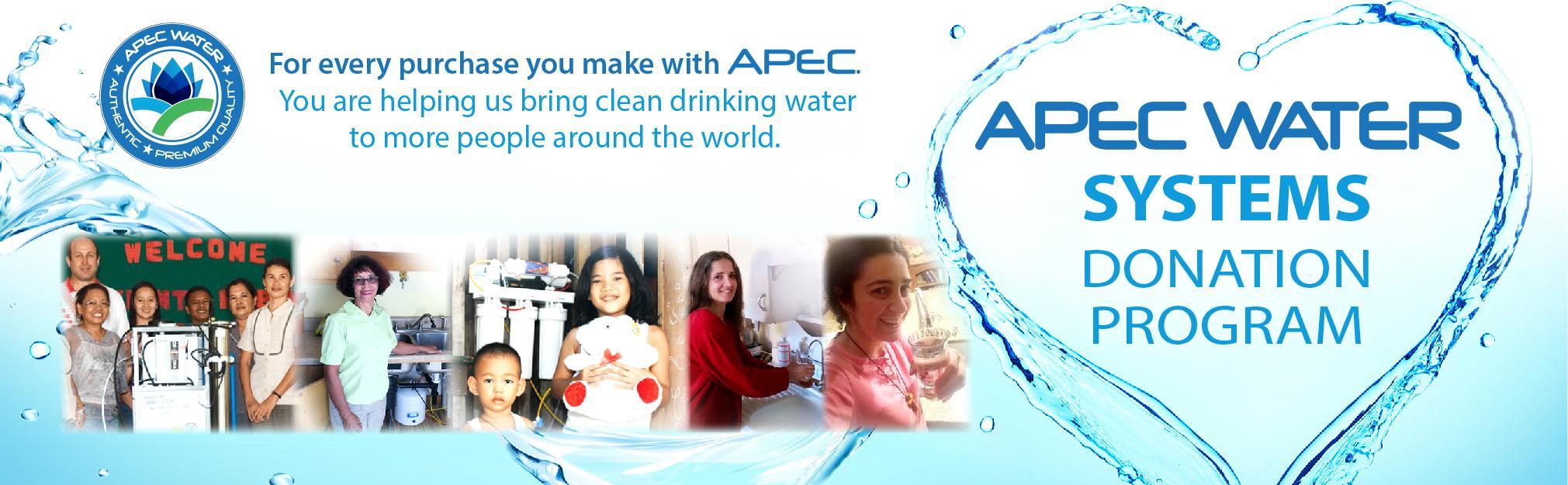 Apec Top Tier Supreme Certified Alkaline Mineral Ph High