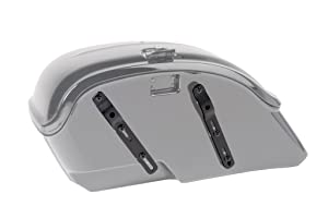 WVCT VLR1800 Pair 33L 08-17 + Mounting Kit Suzuki C1800R Intruder Customaccess AZ0038N Hard Saddlebags Customacces Voyager