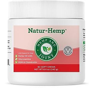 joint pain discomfort arthritis treat hemp oil glucosamine chondroitin