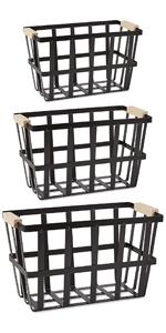 nested baskets