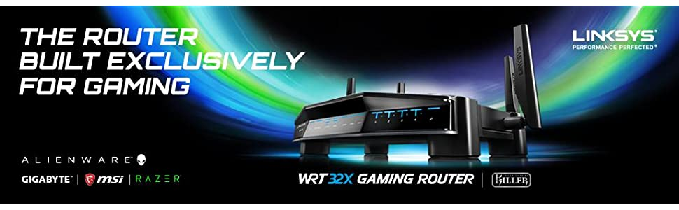 WRT32X gaming router netgear asus tp-link wifi wi-fi