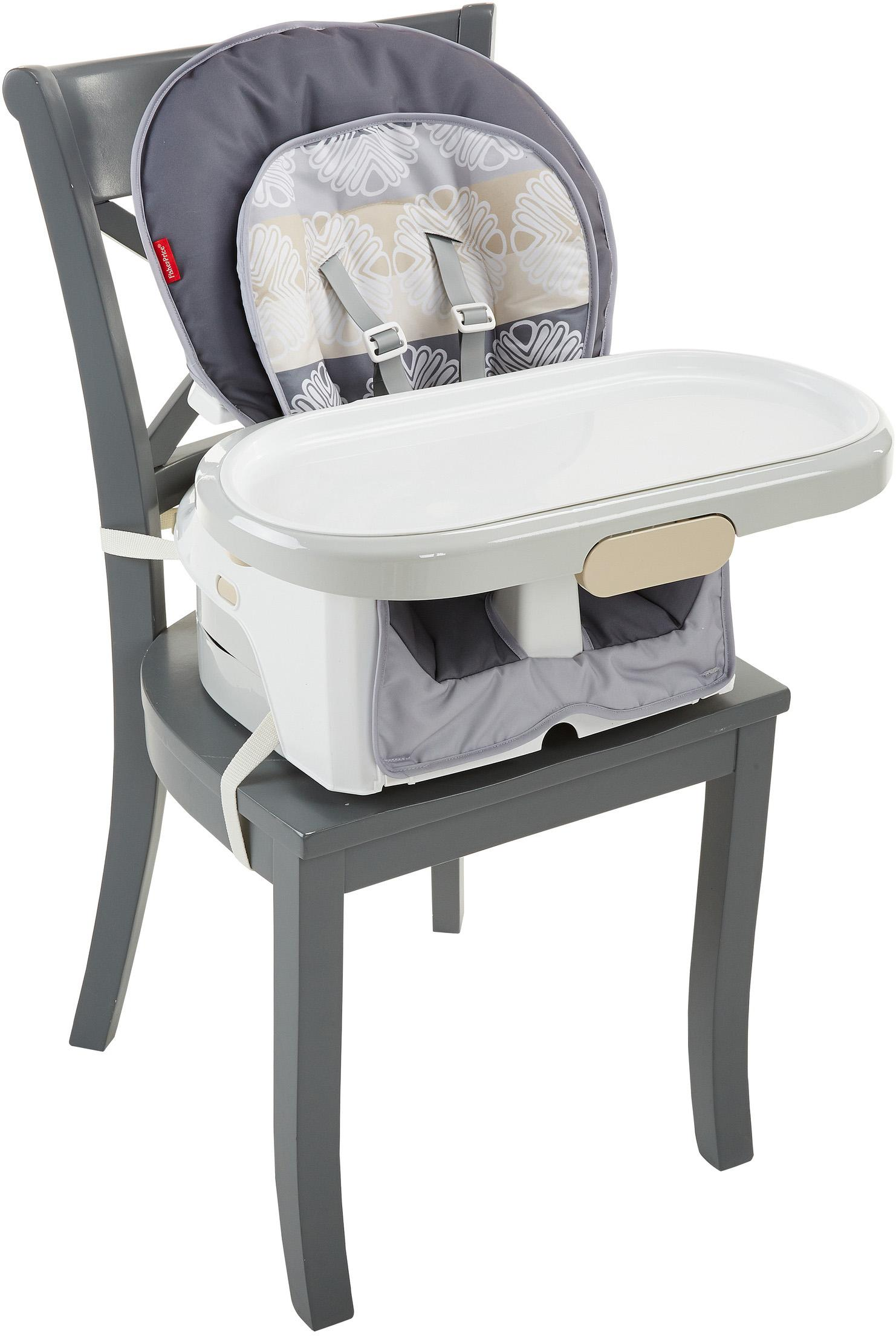 Fisher Price 4 in 1 Total Clean High Chair Babybliss