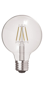 Decorative Globe LED Bulbs