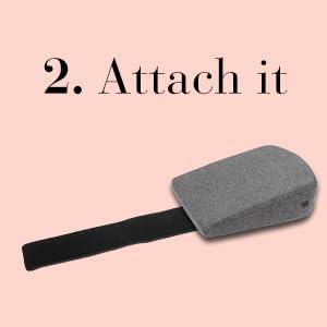 attach it