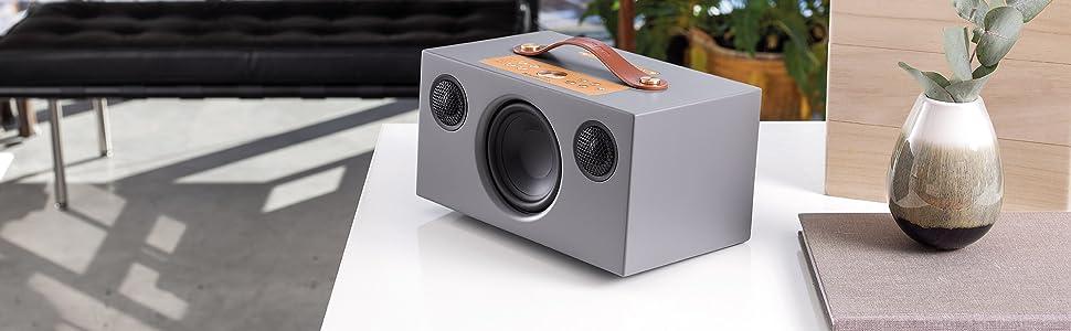 audio pro, addon, c5a, alexa, amazon