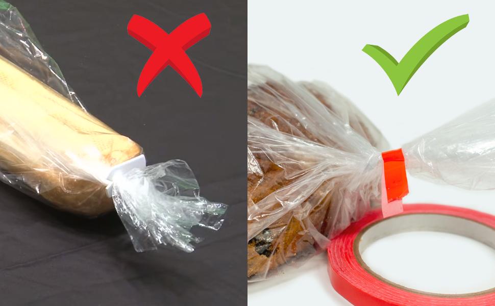 TC414 Bag Sealing Tape bakery tape