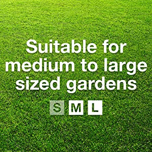 Suitable for medium to large sized gardens