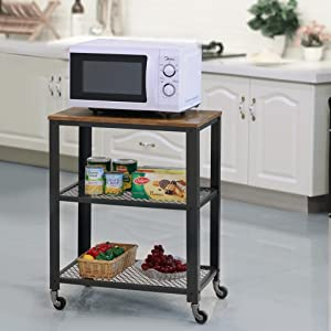 Service Cart For Living Room