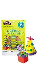 ねんど こむぎ Play-doh プレイ・ドー