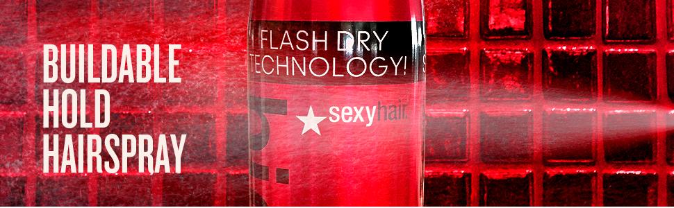 Get Layered Hairspray