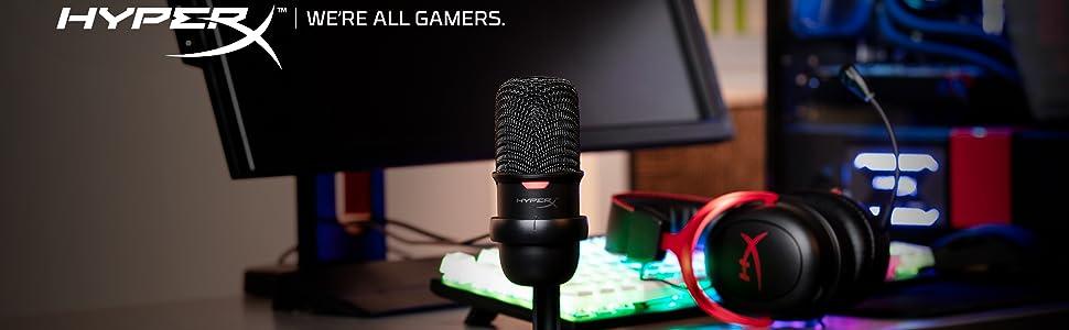 micrófono para gaming; micrófono para podcast; micrófono usb; micrófono; USB para gaming en pc;