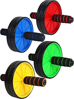 Double Exercise Wheel