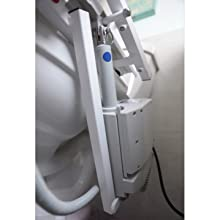 Toilet Incline Lift is easy to transfer to meet your needs.