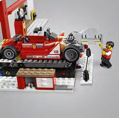 lego speed champions ferrari ultimative garage 75889. Black Bedroom Furniture Sets. Home Design Ideas