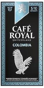Café Royal Nespresso* kompatible Kapseln - Single Origin Colombia