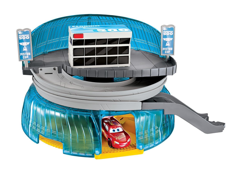 Amazon Com Disney Pixar Cars 3 Florida Speedway Spiral