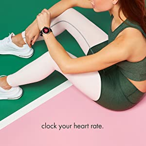 Tile Heart rate