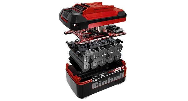 Einhell Expert TE-AG 18 Li Radial angular sin cable, sin batería, hoja de sierra, 8500 rpm, 18 V, 12 W, color rojo y negro (ref. 4431110): Amazon.es: Bricolaje y herramientas