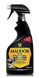 Maddox Detail - Interior Cleaner - Limpieza de tapizados textiles (500ml)