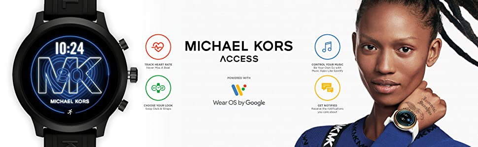 MKGO, Michael Kors Access, Michael Kors touchscreen, smart watch