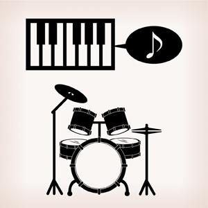 400 High quality Tones and 100 Rhythms with Auto-accompaniment