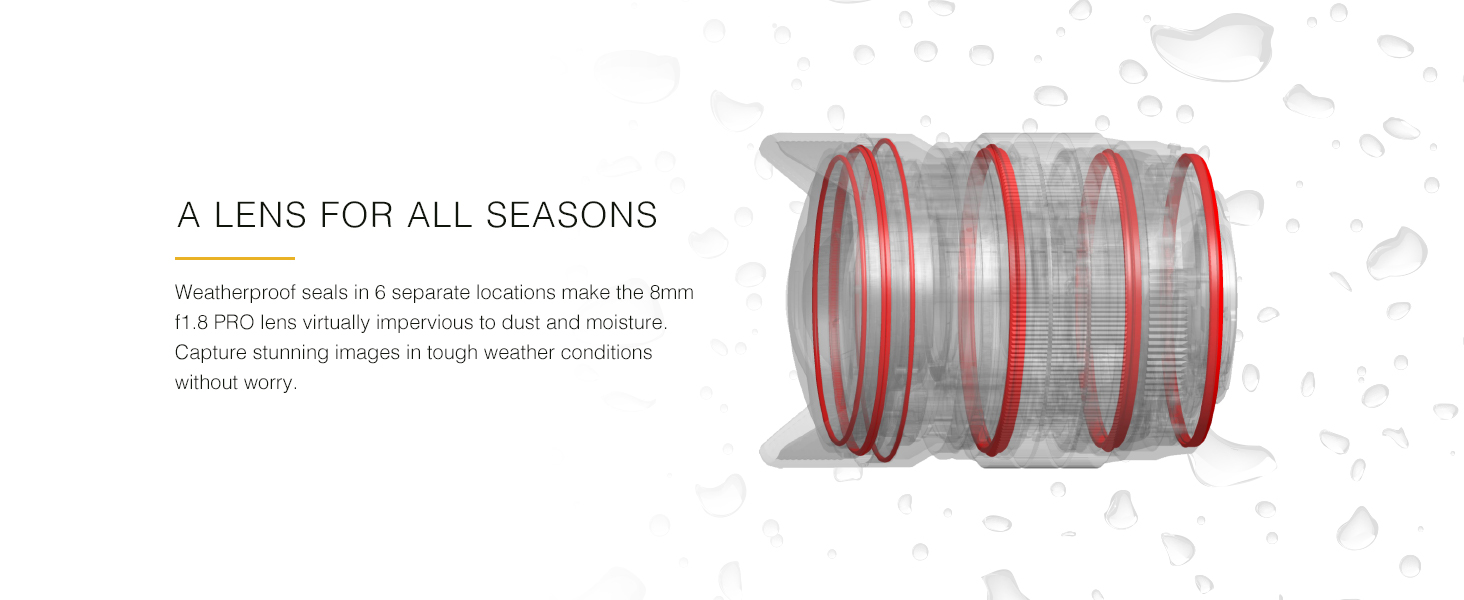 A Lens for All Seasons