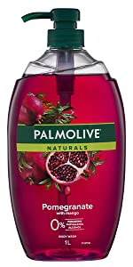 Pomegranate with Mango Body Wash