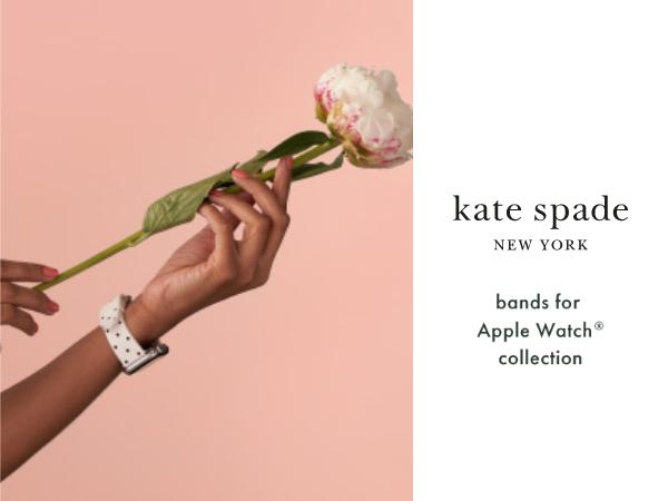 Kate Spade apple bands