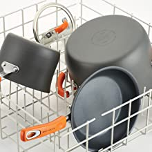 dishwasher safe pots and pans nonstick cookware