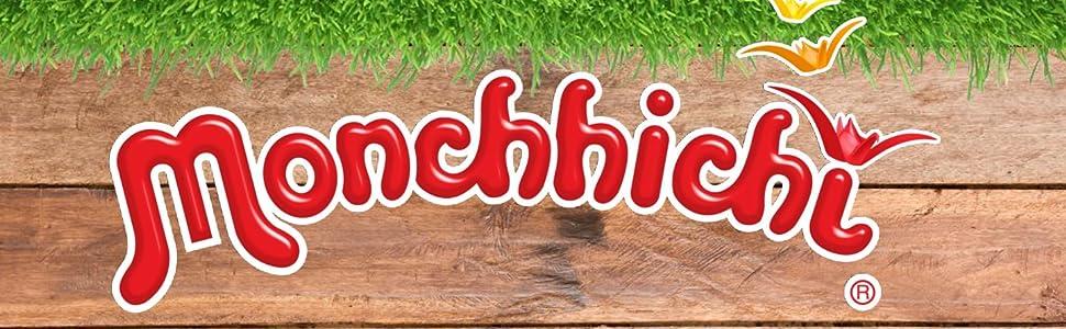 Aquí llega el mundo de Monchhichi - Mucha diversión