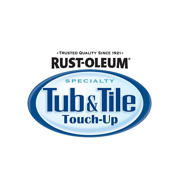 Rust Oleum White 244166 Specialty Kit Tub And Tile Touch